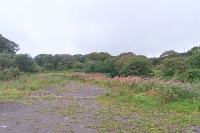 Thumbnail Land for sale in Bryn, Port Talbot, West Glamorgan