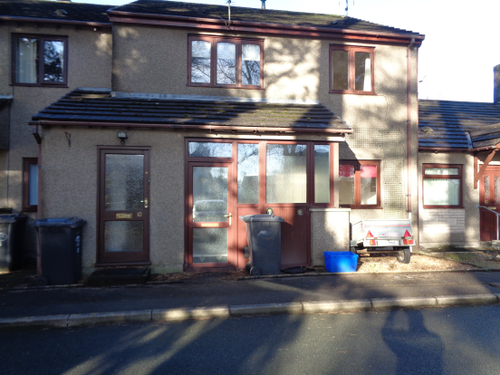 Thumbnail Flat for sale in Trinity Gardens, Ulverston