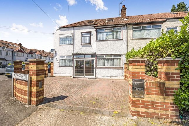 Thumbnail Room to rent in Franks Avenue, New Malden