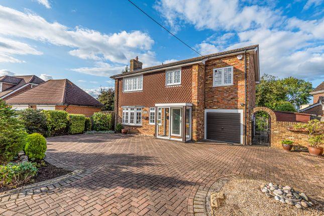Thumbnail Detached house for sale in Linden Avenue, Old Basing, Basingstoke