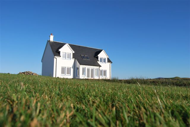 Detached house for sale in Cruach, Bowmore, Isle Of Islay