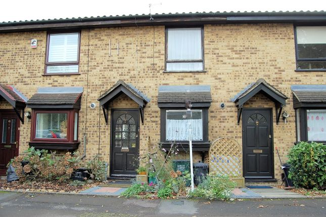 Thumbnail Terraced house for sale in Voluntary Place, Wanstead