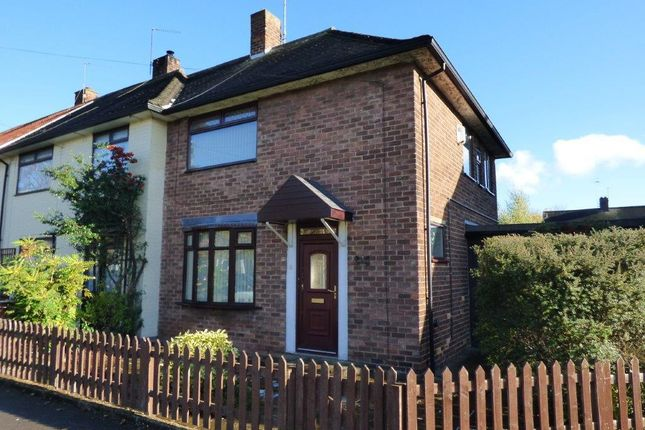 Thumbnail End terrace house for sale in Barham Road, Hull