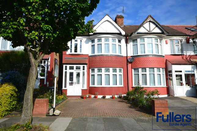 Thumbnail End terrace house for sale in Huxley Place, Palmers Green