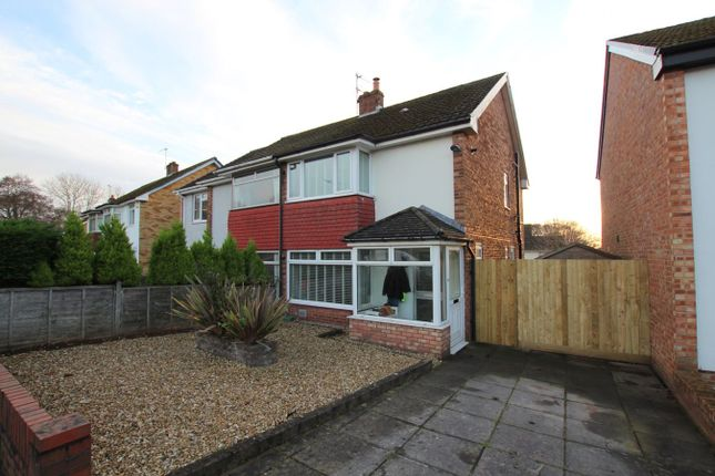 Thumbnail Semi-detached house for sale in Celyn Avenue, Cardiff