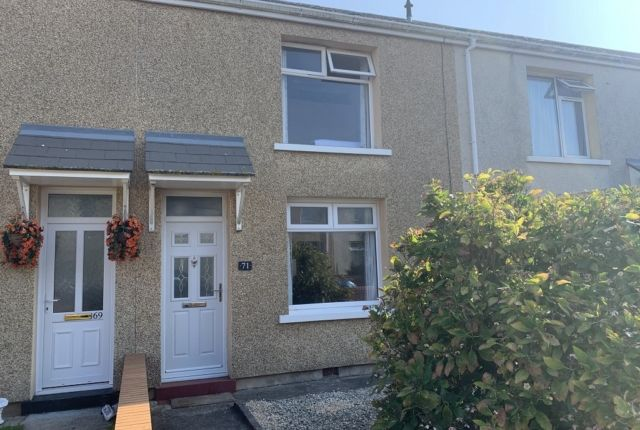 3 bed property to rent in Heol Tregoning, Llanelli SA15