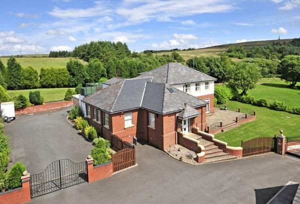 Thumbnail Detached house for sale in Arncliffe Rise, Oldham