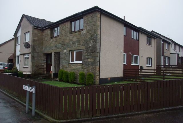Thumbnail Flat to rent in Main Street, Kelty, Fife