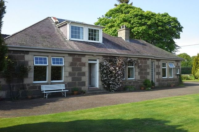 Thumbnail Detached house for sale in Kishmul Burnside, Fettercairn, Laurencekirk