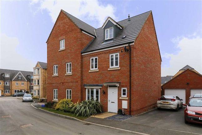 Thumbnail Semi-detached house for sale in Temple Crescent, Oxley Park, Milton Keynes, Bucks