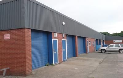 Thumbnail Light industrial to let in Oxheys Industrial Estate, Off Greenbank Street, Preston