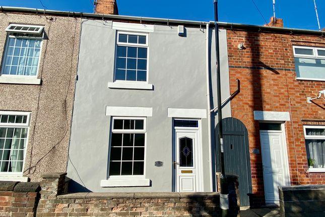 2 bed terraced house to rent in Moss Lane, Ripley DE5