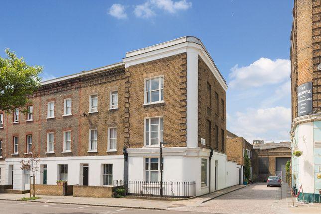 Thumbnail End terrace house for sale in Leverton Street, Kentish Town, London