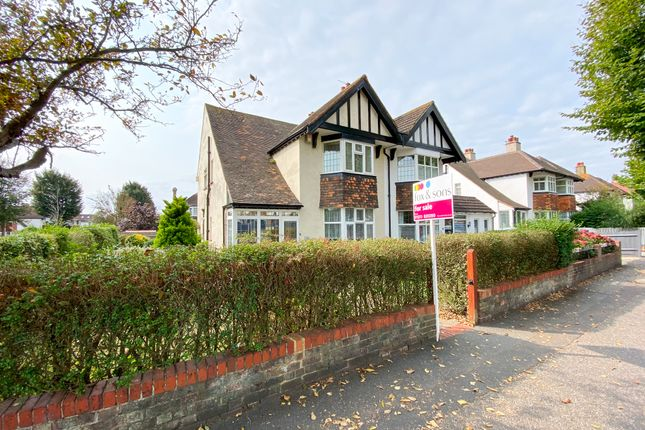 Semi-detached house for sale in New Church Road, Hove