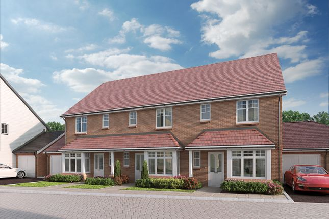 Thumbnail Terraced house for sale in Hitches Lane, Fleet
