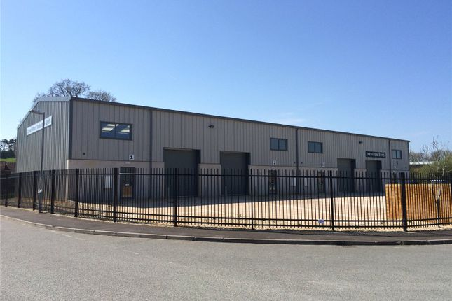 Thumbnail Light industrial to let in Canal Wharf Industrial Units, Harts Close, Ilminster, Somerset
