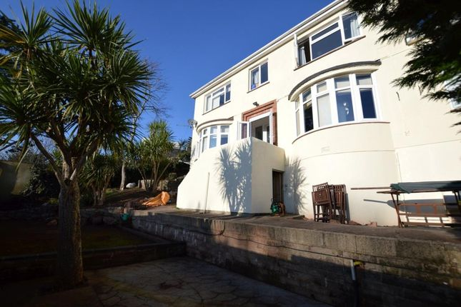 Thumbnail Semi-detached house to rent in Thurlow Road, Torquay, Devon
