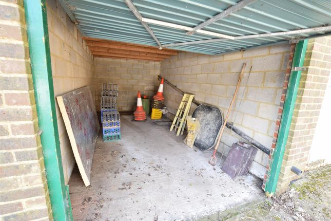 Inside Garage 2 of (3Xgarages) Brookland Close, Hastings, East Sussex TN34