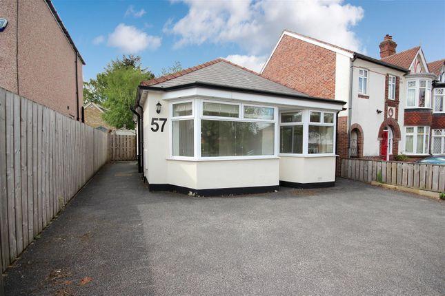Thumbnail Detached bungalow for sale in Trap Lane, Sheffield