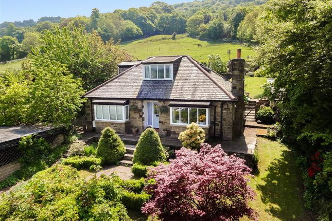 Thumbnail Detached house for sale in Chevin Side, Off Birdcage Walk, Otley