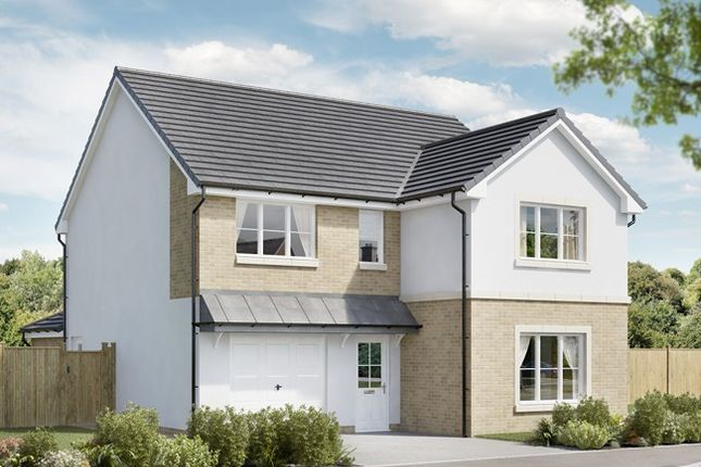 Thumbnail Detached house for sale in Strathearn Park, Bridge Of Earn, Perthshire