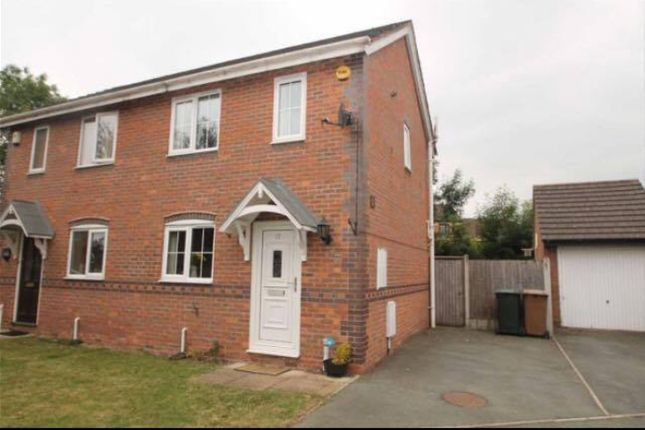 Thumbnail Semi-detached house to rent in Ascot Road, Oswestry