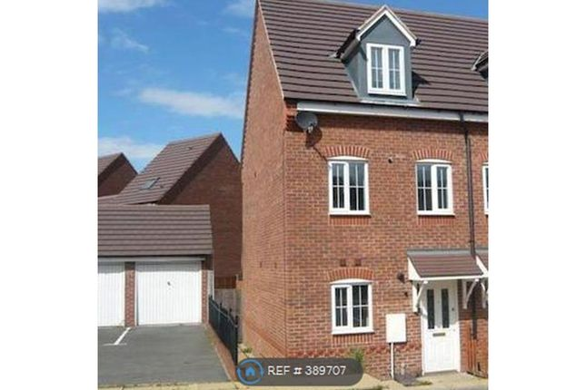 Thumbnail Semi-detached house to rent in Newhome Way, Walsall