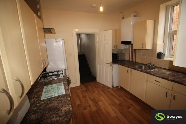 Thumbnail Maisonette to rent in Heaton Road, Heaton, Newcastle Upon Tyne