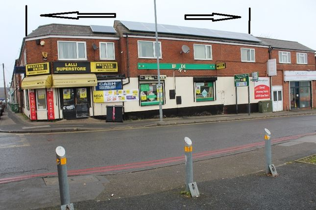Retail premises for sale in Forrester Street, Walsall