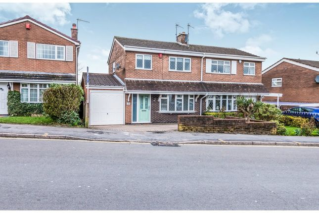 Thumbnail Semi-detached house to rent in Carberry Way, Longton, Stoke-On-Trent