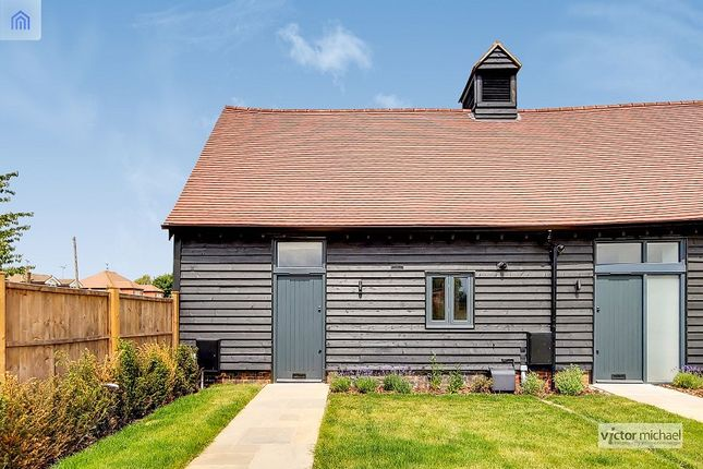 Thumbnail Barn conversion for sale in Sewardstone Road, London, Greater London.