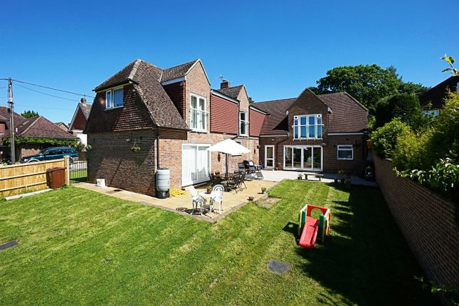 Thumbnail Detached house for sale in Enholms Lane, Danehill, Haywards Heath