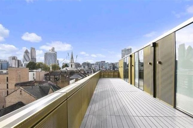 Thumbnail Flat to rent in Britannia House, Hanbury Street, London