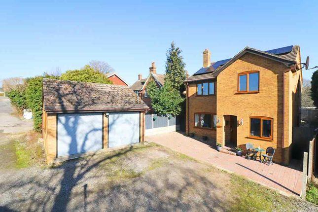 Thumbnail Detached house for sale in Rosebank Close, Tadley