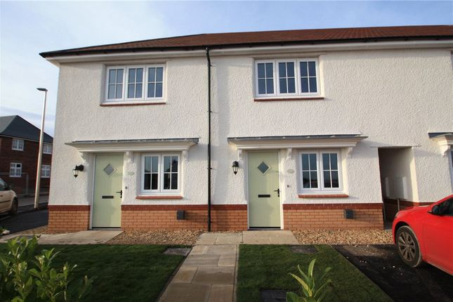 Thumbnail End terrace house for sale in 10 Potters Place, Hartford, Northwich