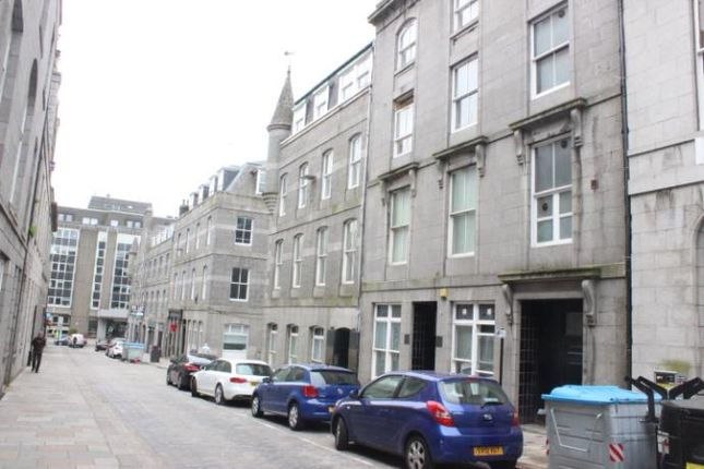 Thumbnail Flat to rent in 18 Imperial House, 12-14 Exchange Street, Aberdeen
