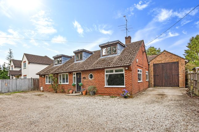 Thumbnail Detached bungalow for sale in Old Odiham Road, Shalden Parish, Alton, Hampshire