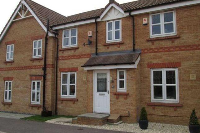 Thumbnail Town house to rent in Roebuck Ridge, Barnsley, Yorkshire