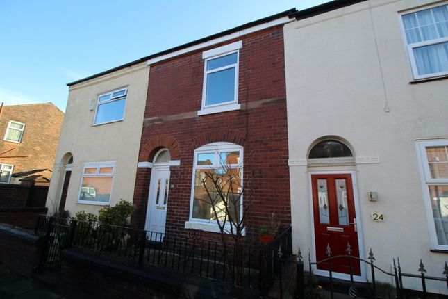 Thumbnail Terraced house to rent in Buchanan Street, Pendlebury, Swinton, Manchester