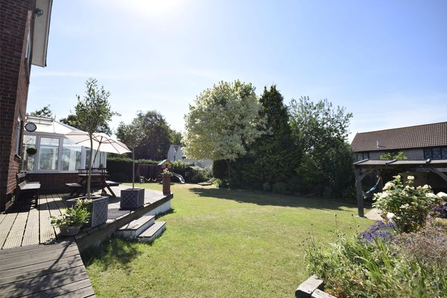 Thumbnail Detached house for sale in Becket Court, Pucklechurch, Bristol