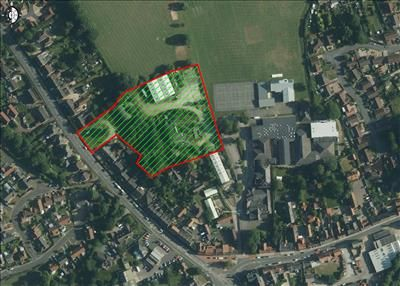 Thumbnail Commercial property for sale in 3 Acre Site, Lincoln Road, Horncastle