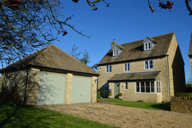Thumbnail Detached house for sale in Stroud Road, Bisley, Stroud, Gloucestershire