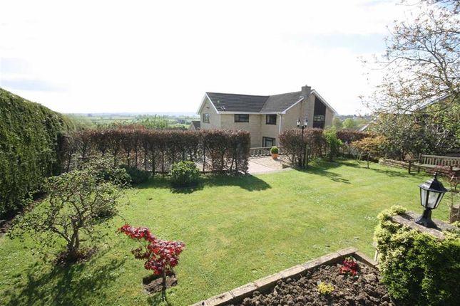 Thumbnail Detached house for sale in Montague Close, Chippenham, Wiltshire