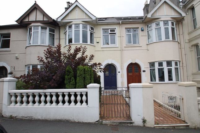 Thumbnail Property to rent in Peverell Park Road, Plymouth, Devon