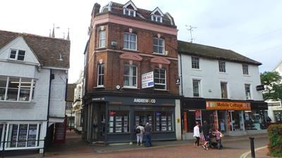 Thumbnail Office to let in 2/2A Middle Row, Ashford, Kent