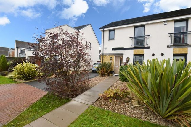 Thumbnail Semi-detached house for sale in Pioneer Place, Braehead, Renfrew