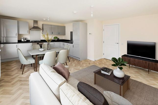 """2 bed flat for sale in """"Atwood House"""" at Barrow Walk, Birmingham B5"""