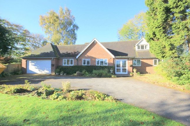 Thumbnail Detached house for sale in Clayton Road, Clayton, Newcastle-Under-Lyme