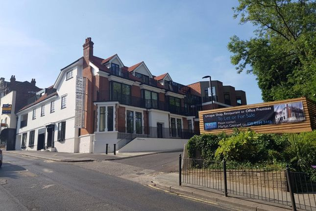 Thumbnail Office for sale in Muswell Hill, Muswell Hill, London