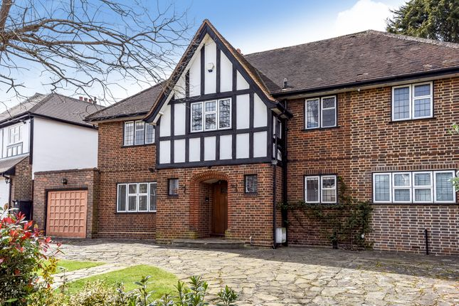 Thumbnail Detached house to rent in Upfield, Croydon